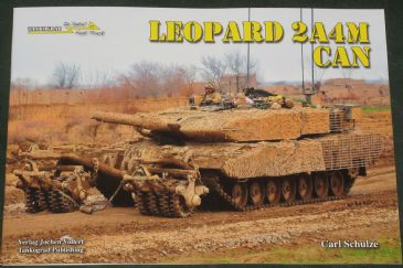 Leopard 2A4M CAN, by Carl Schulze
